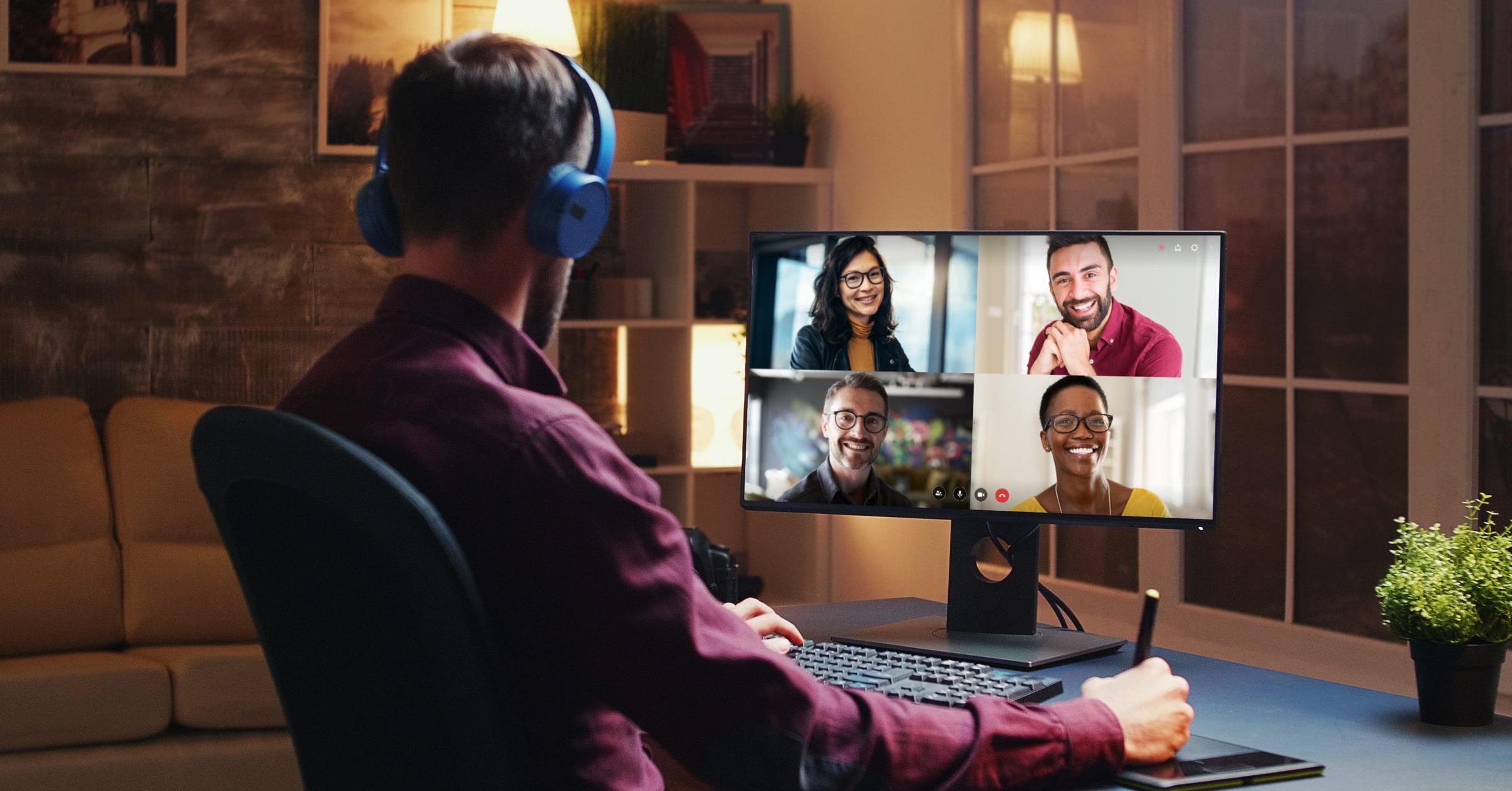 Trainings viaVideo Conferencing
